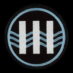 Jack White Logo Patch - Jack White - Bands