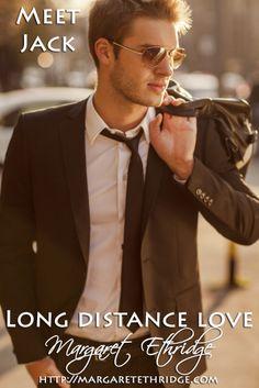 Meet FBI guy Jack from LONG DISTANCE LOVE by Margaret Ethridge.