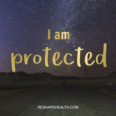 I am protected | Reshape Health
