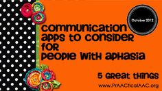 5 Communication Apps to Consider for People with Aphasia
