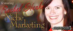 @RachelHenke on Niche Marketing on Home Business Radio Network  http://homebusinessradionetwork.com/c/KimPinder @homebusradio #homebusinessradionetwork