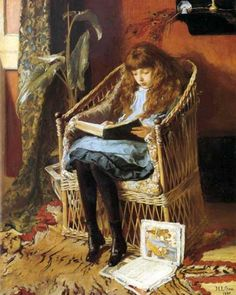 Fairy Tales by Mary Lightbody Gow (English, 1851 - 1929)