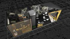 EXHIBITION STAND DESIGN on Behance Exhibition Stand Design, Behance, Architecture, Decor, Arquitetura, Decoration, Exhibition Stall Design, Decorating, Architecture Design