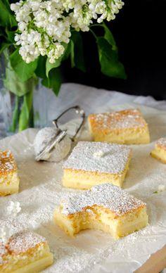 gluten free magic cake