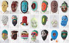 http://mag.weareselecters.com/wp-content/uploads/2012/03/Studio-Bertjan-Pot-Rope-Masks-01.jpg