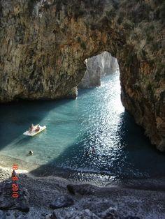Arcomagno - Calabria, Italy
