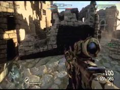 test multi de medal of honor warfighter