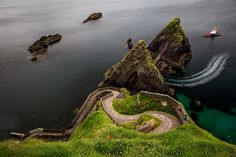 Dunquin Pier by Seth Cribby on 500px