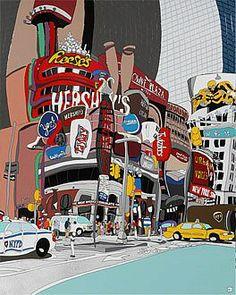 Dylan Izaak - Times Square III