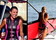 HOWZIT neoprene woman top. Want more info on looking good on the water? Let me know at infoATsupholland.nl