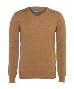 zand-spe18305ar14sb Stylish Mens Outfits, Stylish Clothes, Scotland, Men Sweater, Sweaters, Blue, Fashion, Moda, Sweater