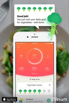 Forget calorie counting - this is healthy living at its simplest. Download Lifesum today to start getting in shape, the easy way.