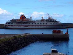 Hanseatic 5*Kreuzfahrt besucht La Palma