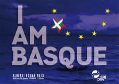 Alderdi Eguna 2013 I Am Basque EAJ PNV