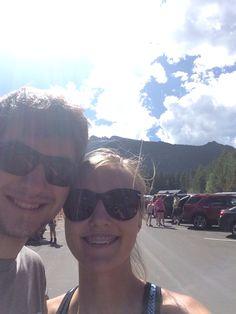 Entering Rocky Mountains