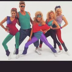 Throwback Let's get Physical workout and dance party. Saturday March 14th @12 Live Fit Connect Gym 10080 Griffin rd. #80s #bdayparty #workout #funtimes #awesome80s #gym #livefitconnect #dance #fun #awesome