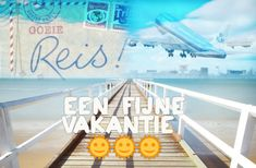 Fijne vakantie!! Fair Grounds, Cartoon, Holiday, Cards, Fun, Travel, Bingo, Facebook, Happy