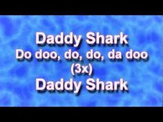 This is the 'Non-Dismemberment' version that ROCKS enough for the whole family to enjoy. It was arranged and made popular by Johnny Only, whose target audience is kindergarten, pre-K and toddlers. Kindergarten Songs, Preschool Music, Teaching Music, Camp Songs, Kids Songs, Baby Shark Song Lyrics, Brain Break Videos, Whole Brain Teaching, Responsive Classroom
