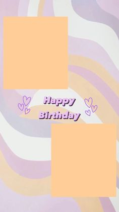 Dm for custom birthday card/template! Happy Birthday Template, Happy Birthday Frame, Happy Birthday Posters, Happy Birthday Wallpaper, Birthday Posts, Birthday Frames, Instagram Blog, Instagram Story Ideas, Photo Instagram