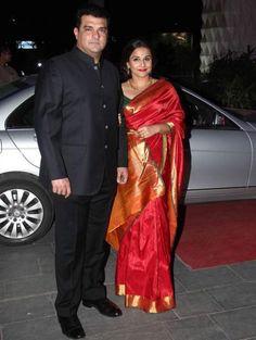 One Of The Power Couples Bollywood Vidya Balan And Siddharth Roy Kapur Were