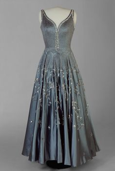 Dress by Silkehuset 1958