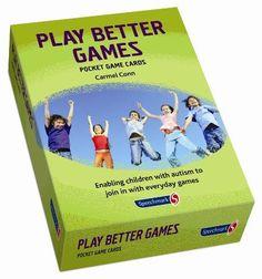 Play better games: pocket game cards. Plaats VESA 376.3 PLAY (Tests Logopedie)