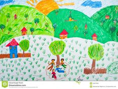 Image result for childs drawing
