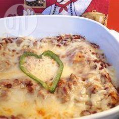 Foto de receta: Lasagna en la olla de cocción lenta