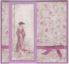 lila kaart