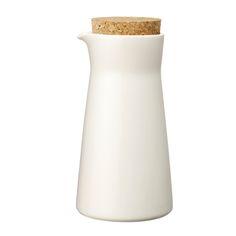 Bricco per il latte Teema 0,2 L, bianco  Produttore: Iittala  Design: Kaj Franck