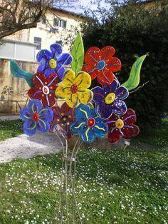 """Standing Sculpture - """"Spring, Finally!"""""""
