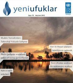 Yeni Ufuklar Haziran 2012 Sayı: 78