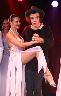 Harry Styles Tangos Into Your Heart in Buenos Aires