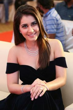 Raashi Khanna At Jai Lava Kusha Audio Launch