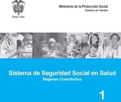 SGSST | Sistema de Seguridad Social en Salud-Régimen Contributivo.