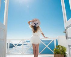 Luxury Holidays to Santorini 2019 Enjoy Your Vacation, Need A Vacation, Best Vacation Destinations, Best Vacations, Santorini Caldera, Book A Hotel Room, Greece Hotels, Most Luxurious Hotels, Most Beautiful Words