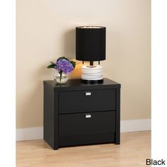 Valhalla Designer Series 2-drawer Nightstand