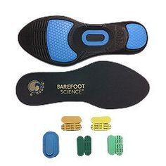 If you want comfort for your feet and want a reliable pair of #insoles without breaking the bank, look no further than #BarefootScience Foot Strengthening System to fulfill your needs.