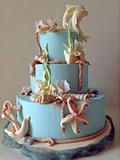 Dolfin cake Dolphin cakes Cake and Birthdays