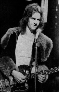Jimmy Lea - Slade 70's #Slademania Noddy Holder, Music People, The Beatles, Teen, Rock, Places, Stone, Rock Music, The Rock