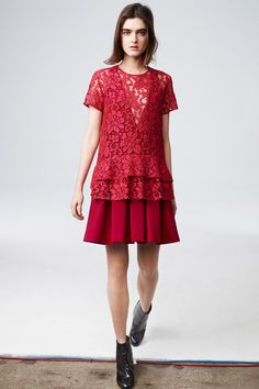 Thakoon   Pre-Fall 2014 Collection   Style.com