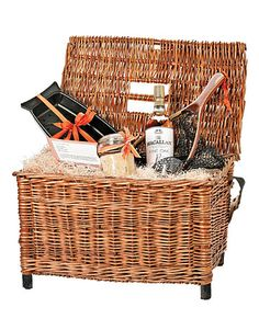 Gift basket ideas for Father's Day