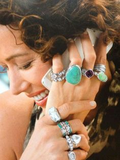 """Don't forget to give mom a """"RING"""" this weekend.  Happy Mother's Day!  www.mysilpada.com/lori.dernehl"""