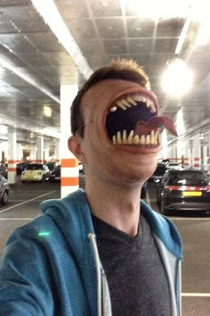 Leviathan mask...can you imagine waking my dad up with this on!?!?!? Hhahahahahhahahahah