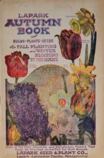Flower and vegetable garden guide / Lapark Seed & Plant Co. :: Nursery and Seed Catalogs