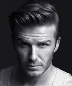 David Beckham. I like the lighting even though he had dead eyes.