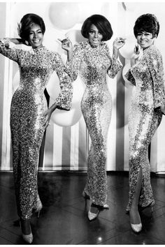 The Supremes: Inspired Destiny's Child fusion of fashion and music