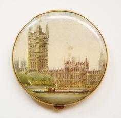 London Collectable British Compact