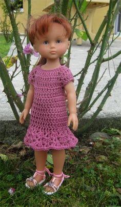 Marie vous présente aujourd'hui sa nouvelle robe   Je vous propose les explications de la robe  Fournitures ...