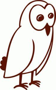 Silhouette Design Store - View Design #68569: owl